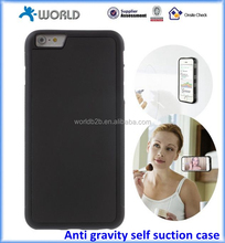 Nanometer material sticky anti gravity phone case