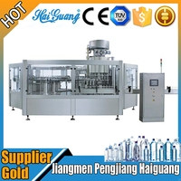High quality shamoquan automatic vial filling sealing machine