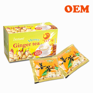 Super grade instant GINGER extract powder with ginseng, red dates and honey