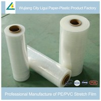 Moisture Proof Plastic pallet stretch wrap film