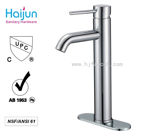Economic Stainless steel prefabricated homes upc faucet