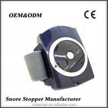 CE ROHS snore stopper test stop snoring sound absorption machine