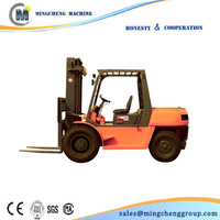 CE ISO 5 tons MC mechanical forklift