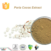 free sample ! Top quality China organic herb extract powder 10% polysaccharides UV halal poria cocos extract