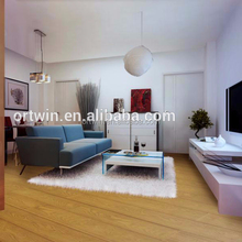 German technology Waterproof Best Price laminate wood floor
