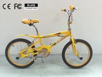 factory manufacturer 20 inch high quality mini bmx bike