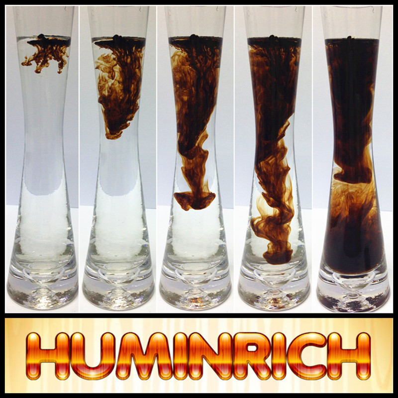 """Huminrich"" Rapid Nutrients Supplement Increases Enzyme Activity Pottasium Humate With Fulvic Acid Powder Form"