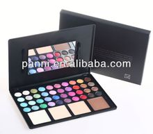 HOT SELLING! Pro 44 color makeup palette,eyeshdow&powder compact,ever beauty cosmetic