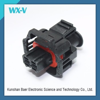 Factory Directly Equivalent 2 Pin Way Sealed Automotive Electrical ECU Connector Plug For Wire Harness 1928403698