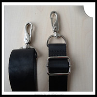 Laptop Bag Shoulder Strap With Leather