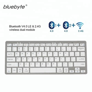 portable Bluetooth Keyboard For Smartphone ipad , Tablet and PC