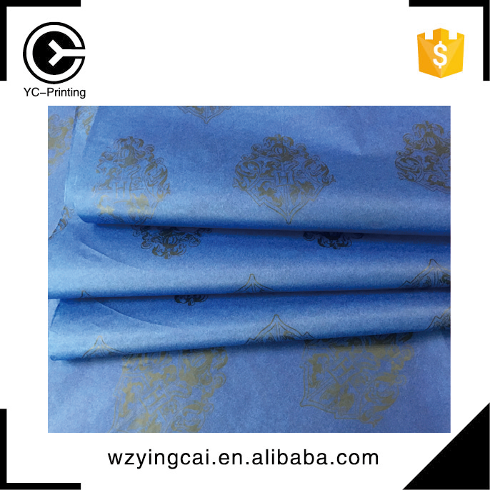 Good material color tissue paper wrapping smooth touch