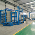 hot sale full automatic precast concrete wall board equipment eps cement sandwich plate production line