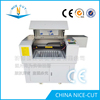 NC-E4060 desktop working area 400mmx600mm cheap price laser cutting machine with CE,ISO,FDA