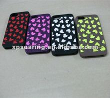 lip silicon case skin cover for iphone 5