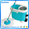 China New Microfiber 360 Spinning Mop and Bucket Set