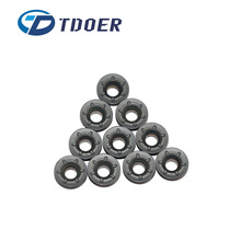 Zhuzhou top ranking 2 cutting edges single hole tungsten carbide insert for sales