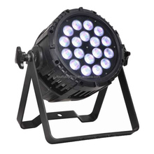 Quad color Stage Light Outdoor LED Par 64 RGBW 4IN1 18x10W LED Par Light