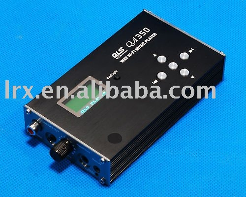 QA350 Hi-Fi Player (have DAC&HeadPhone Amp)not need USB