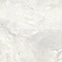 Best price white gray color full polished glazed porcelain floor tiles with good quanlity 60x60mm 66PC01P