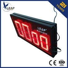 New general style 6 inch gym digital countdown timer