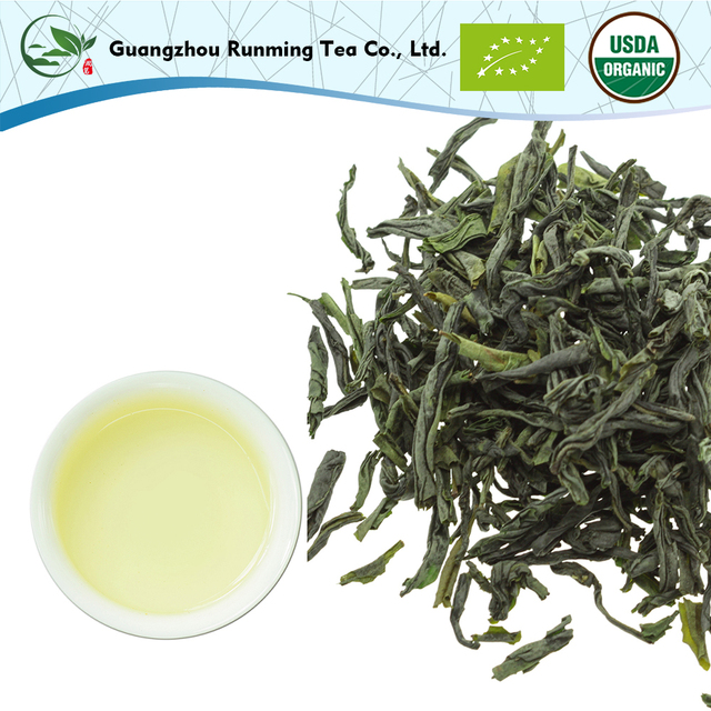 Spring High Quality Lu An Melon Seed Liu An Gua Pian Jewlery Tea Chinese Green Tea Loose Leaf Tea With OEM Package