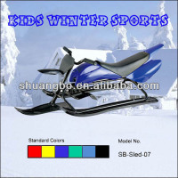 2016 New Type Non Motorized Snow Scooter