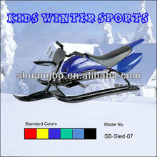 2017 New Type Non Motorized Snow Scooter
