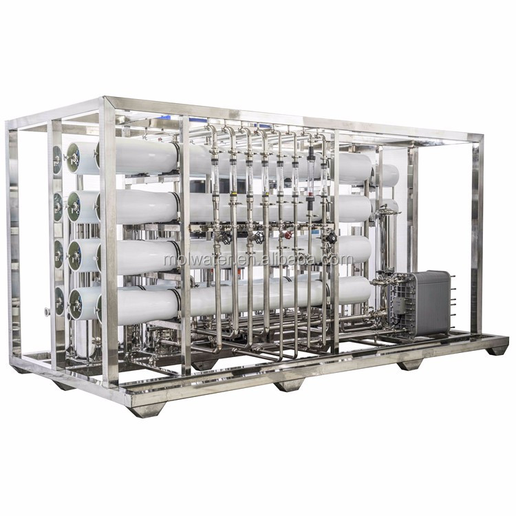 Reverse osmosis filtration system drinking water filter for food and beverage industry