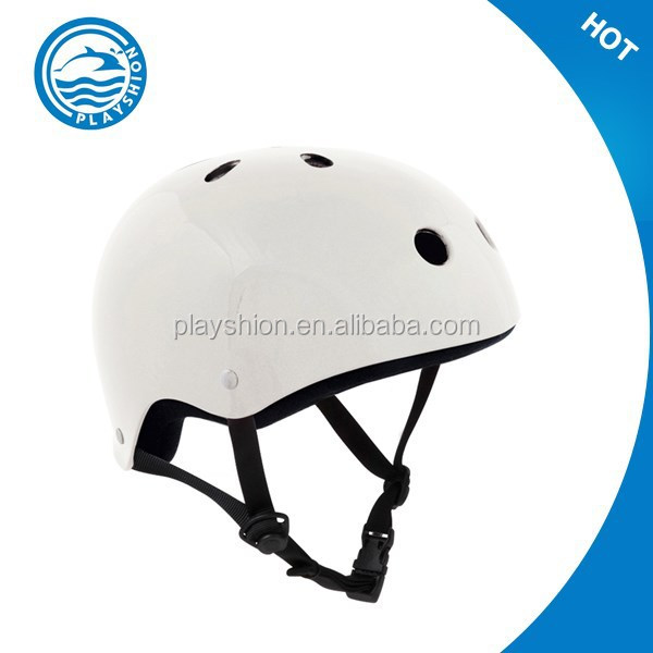 Bike Bicycle Cycling Scooter Skate Red Plastic Sporting Helmet
