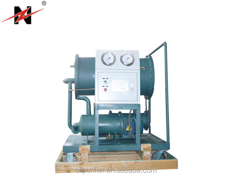 Portable Fuel/Diesel Oil Purifier With Highly Effective Filter Made of Special Material