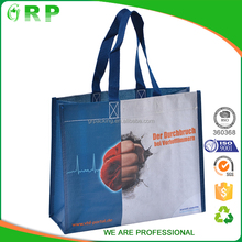 Portable foldable supermarket promotional shopping promotional carry bags