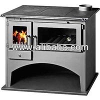 Wood burning cook stove W300, high quality, European products