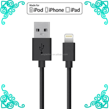 For iPhone Apple MFi certified charger MFi usb cable for iphone 5s charger data cable adapter for iphone 6 MFi data cable