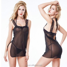 2017 Women Black <strong>Sexy</strong> Lingerie Explosion Of Perspective Gauze Lace Large Sizes <strong>Sexy</strong> <strong>Underwear</strong> For Women