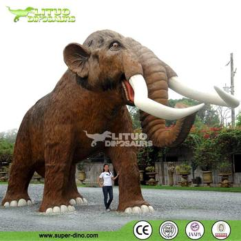 Life Size Simulation Animatronic Animal for Sale