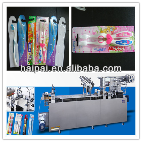 High Quality Ruian Haipai Fully Automatic Toothbrush Packaging Machine HP-270