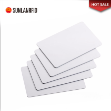 High quality 13.56MHz ISO14443A Smart blank PVC <strong>Cards</strong>