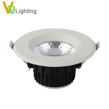 CE RoHS Approved COB 7W LED Light Inserts Round LED Ceiling Light