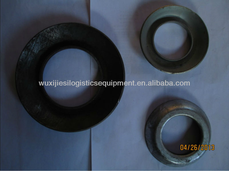 JS High quality metal flange or roller guide or flanch