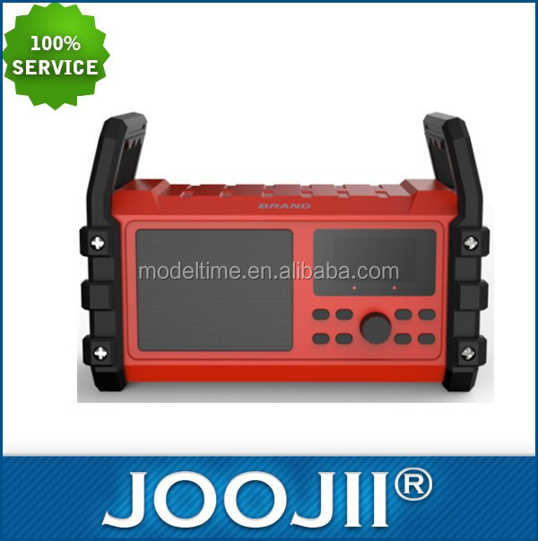 JOOJII IPX54 waterproof rohs bluetooth speaker