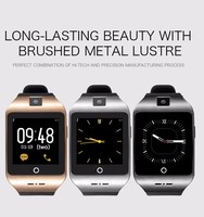 MTK2502C Smart Watch fully Support iOS and Android Mobile Smart Watch 2016