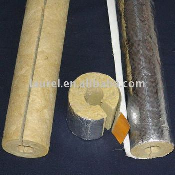 Iso Rock Wool Pipe Insulation Building Materials Buy