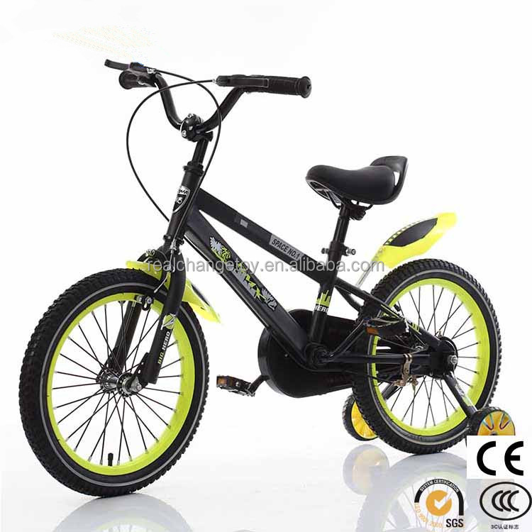 Factory Online Black & Yellow Mountain Bicycle
