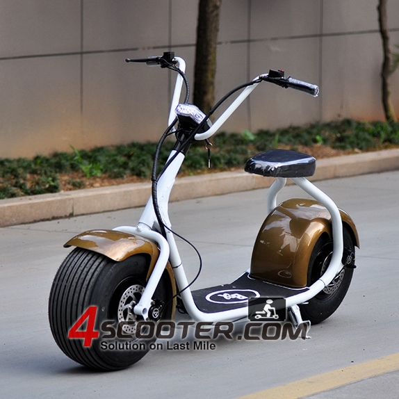 60v 1000W lithium battery new model citycoco/seev/cheap electric city scooter/beach cruiser electric
