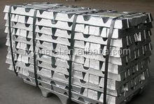 The best quality and the cheapest price Hot sale Zinc ingots 99.995% for your company