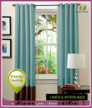 New noiseproof curtain design for energy saving in USA market