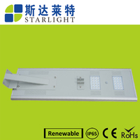 China supplier IP65 motion sensor solar led high mast lighting
