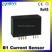 Hall effect current sensor closed loop type dc current transformer