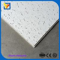 fireproof decorative fine fissured mineral fiber ceiling board